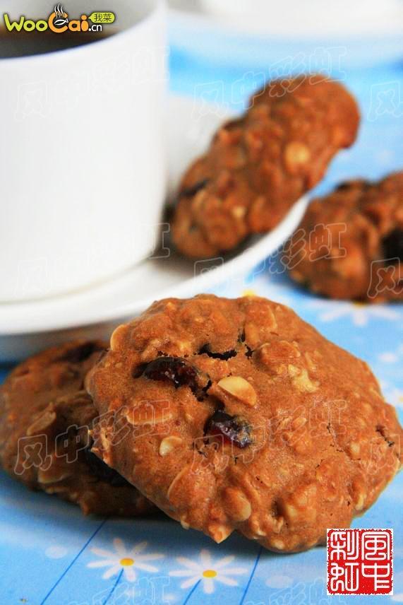 红糖核桃饼的做法