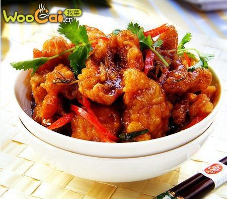 锅包肉——东北经典美食的做法