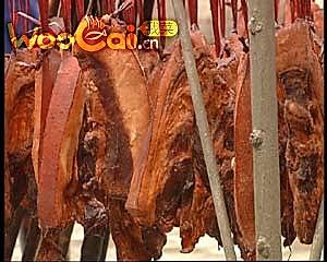 腊肉的制作方法的做法