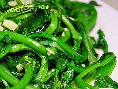 蒜蓉菜心——豆果网简单小菜的做法