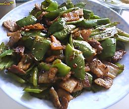 青椒回锅肉的做法