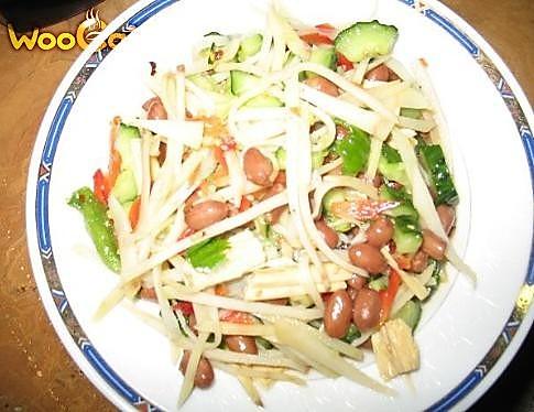 拌花菜——豆果网推荐素菜的做法