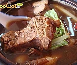 马来西亚肉骨茶 的做法