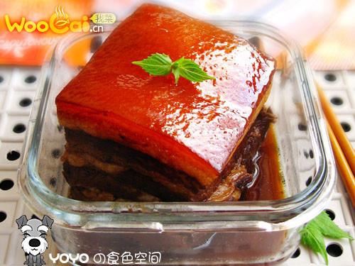 自制超级好吃的东坡肉的做法