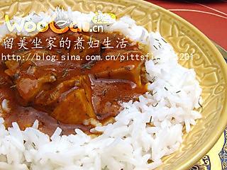 印度料理——玛萨拉鸡的做法
