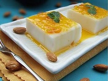 美颜杏仁豆腐--吃出好肌肤