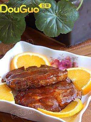韩式烤猪颈扒的做法