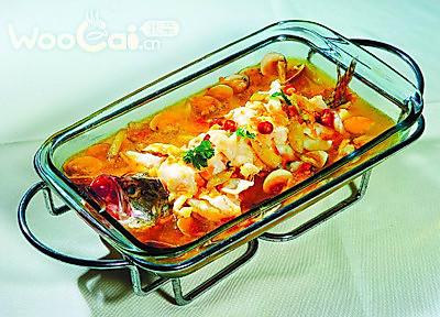 海鲜烩鲜鱼的做法