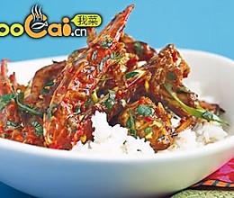 新加坡辣椒蟹的做法