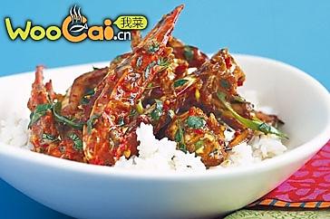 新加坡辣椒蟹