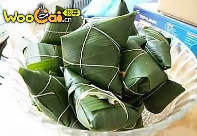 陈皮牛肉粽的做法