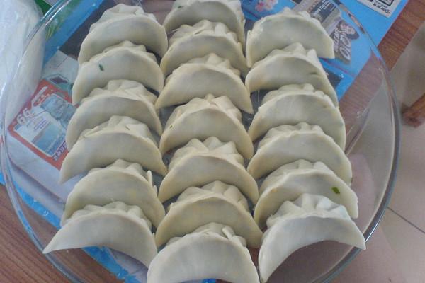 广式饺子的做法