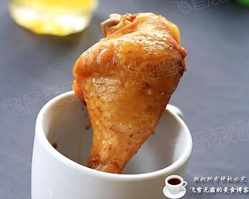 美味卤鸡腿的做法