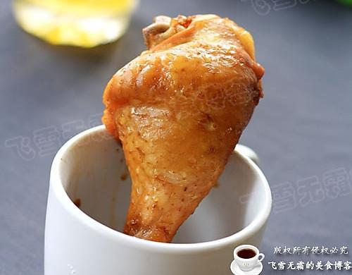 美味卤鸡腿