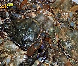 生腌螃蟹,虾爬子~的做法