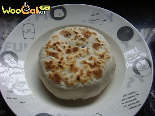 肉麦饼的做法