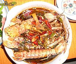 麻辣啤酒濑尿虾的做法