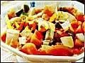 豆腐沙拉的做法