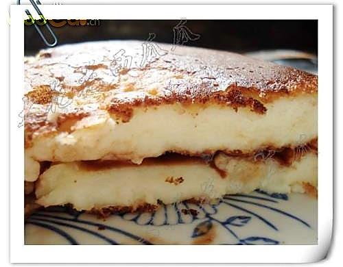 """西点中的""""蛋烘糕""""——pancake"""