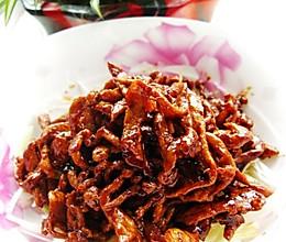 家常版京酱肉丝的做法