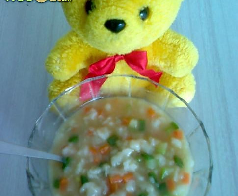 珍珠疙瘩汤的做法