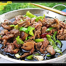 【兜兜的户外厨房】傈僳族传统漆油炖鸭—户外美食