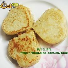 美丽厨娘-心形土豆饼