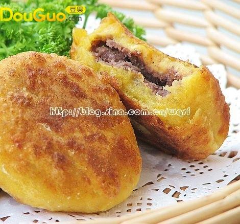 柿子饼——西安著名小吃DIY的做法