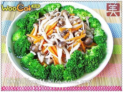 美丽厨娘—绿野仙菇的做法