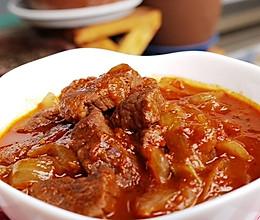 红酒煮牛肉的做法