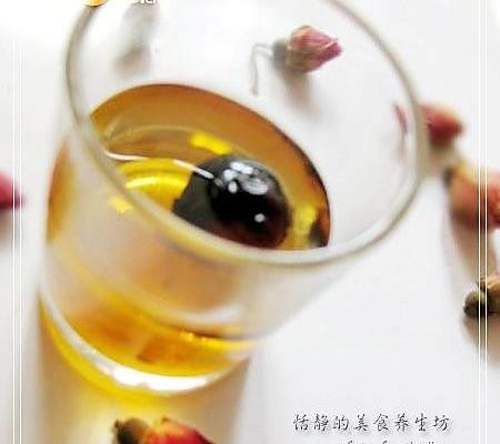 健脾补血的红枣茶的做法