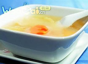 自制开胃营养牛肉汤的做法