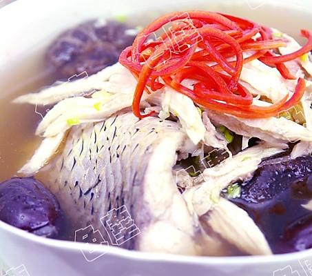 龙凤汤——世界经典爱情菜的做法