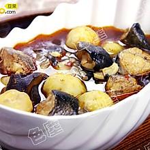 土豆炖鲶鱼