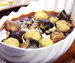 土豆炖鲶鱼  的做法