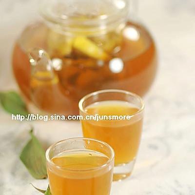 自制美味饮品 夏威夷果茶的做法
