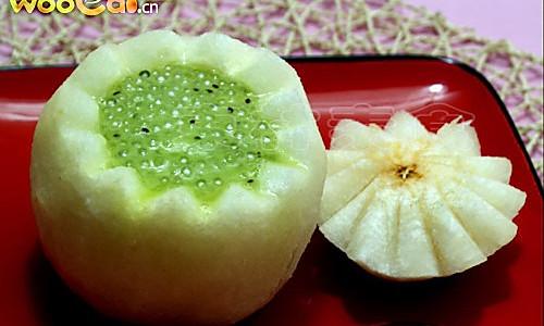 养颜水果甜品——奇异果西米露的做法