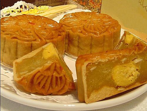 中秋月饼DIY——无糖玫瑰月饼的做法