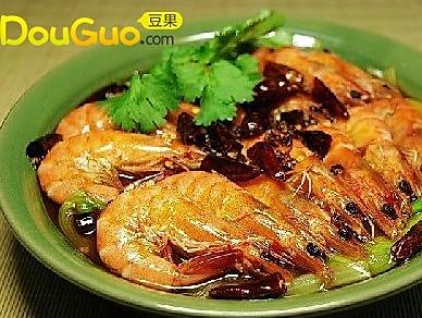 水煮基尾虾的做法