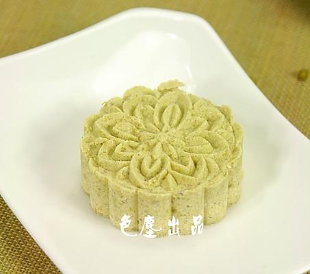 绿豆糕——新手也能做点心的做法
