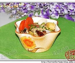 蝶式大酱汤 的做法