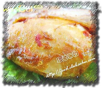 香辣烤鸡胸腿的做法
