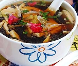 饮食调理:豆花汤的做法