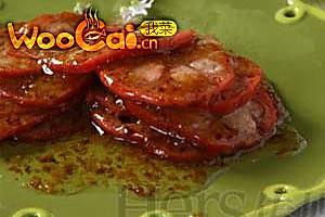 中秋凉菜——桂花糯米藕的做法