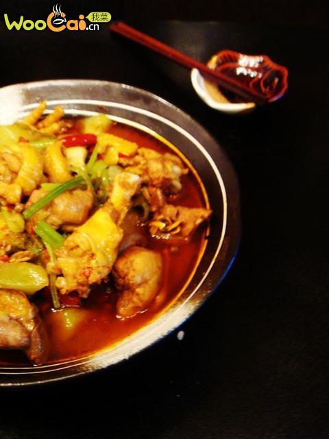 鸡公煲——中秋美食的做法