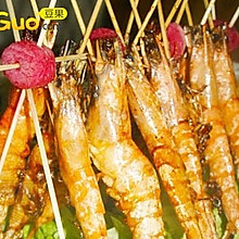 春节美食—节节高升虾