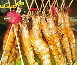 春节美食—节节高升虾的做法