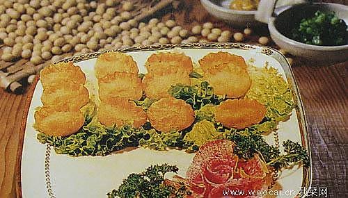 土豆炸饺的做法