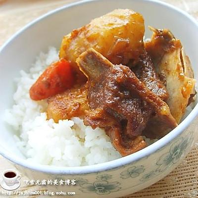 羊肉烧土豆(补肾壮阳)