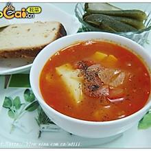 我的红菜汤——美丽厨娘